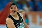 New Zealand's Valerie Adams. Photo / Brett Phibbs