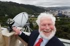 Retiring MetService 'weather ambassador' Bob McDavitt. Photo / Mark Mitchell