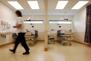 377 public hospital mishaps have occurred in the year to last June. Photo / Sarah Ivey