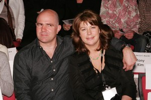 Ric Salizzo and Cathy Campbell. Photo / Olivia Hemus