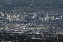 High rise buildings in Christchurch will be a thing of the past. Photo / Greg Bowker