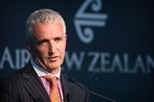 Outgoing Air New Zealand chief executive Rob Fyfe has poured cold water on talk he might take over the top job at Telecom. Photograph photo / Natalie Slade