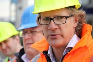 CERA CEO Roger Sutton. Photo / NZ Herald