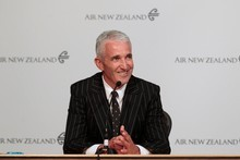 Air New Zealand chief executive Rob Fyfe. Photo / Richard Robinson