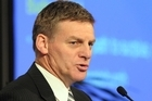 Finance Minister Bill English. File photo / NZPA