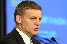 Finance Minister Bill English. File photo / NZPA