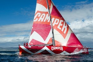 Emirates Team New Zealand. Photo / Volvo Ocean Race