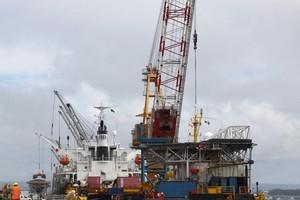 Ports of Tauranga.  Photo / Supplied