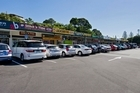 Clyde Court suburban shopping centre at 94  Clyde Rd, Browns Bay. Photo / Supplied