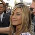 Jennifer Aniston signs autographs for fans. Photo / AP