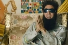 Sacha Baron Cohen is welcome at the Oscars, but The Dictator is not. Photo / supplied