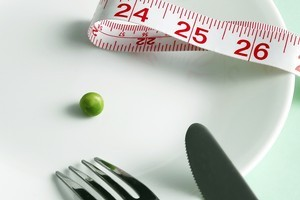 Over a certain period of time, the body adjusts to conditions put in place with a calorie-restrictive diet. The result is a plateau effect which sees no weight loss on a restricted diet. Photo / Thinkstock