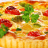 Quiches can be replaced with crust-less quiches. Photo / Thinkstock