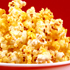 Popcorn with butter or oil can be replaced with air popped popcorn. Photo / Thinkstock