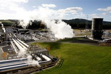 One of Mighty River Power's geothermal power stations, which may soon be partially owned by private investors. Photo / NZ Herald
