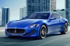 The 2013 Maserati GranTurismo Sport will be unveiled next month at the Geneva Motor Show. Photo / Supplied