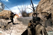 EA's Medal of Honor has been shown to have positive side effects. Photo / Supplied