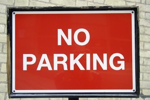 Shelley Bridgeman says illegal parking leading to illegal manoeuvres near, or on paths, is a cause for concern, especially when children are involved. Photo / Thinkstock