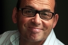 Paul Henry is already dividing viewers on his Australian television debut. Photo / Doug Sherring