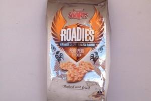 Roadies Peri Peri Chicken - $3.99 for 220g. Photo / Supplied