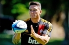 Sonny Bill Williams will start at second-five for the Chiefs. Photo / Christine Cornege
