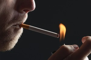 The most recent duties increase has pushed prices to about $14 for a packet of 20 cigarettes. Photo / Thinkstock