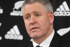 NZRU chief executive Steve Tew. Photo / NZPA