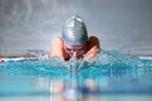 Gill South heads to the pools for an enlightening swimming session. Photo / Thinkstock
