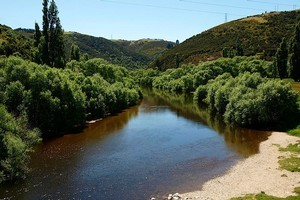 Two men who were overdue back from a rafting trip on Otago's Taieri River yesterday have been found safe and well. Photo / Creative Commons image by Ulrich Lange