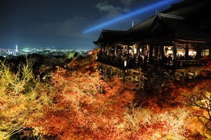 Kiyomizu Temple is a landmark overlooking Kyoto, Japan's seventh-largest city. Photo / Supplied