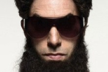 Sacha Baron Cohen as The Dictator. Photo / Supplied