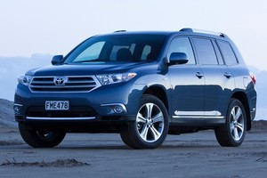 Toyota's SUV. Photo / Supplied