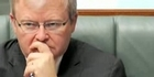 Watch: Kevin Rudd resigns as Australian foreign minister