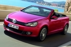 VW Golf Cabriolet. Photo / Supplied