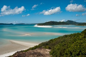 The New Zealand man went missing off the Whitsunday islands this afternoon after jumping off a moored boat. Photo / Thinkstock