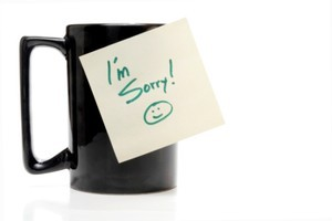 Companies have a hard time saying the word 'sorry.' Photo / Thinkstock