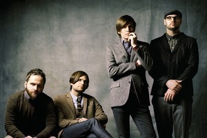 Death Cab For Cutie are promising something special at their first New Zealand show. Photo / Supplied