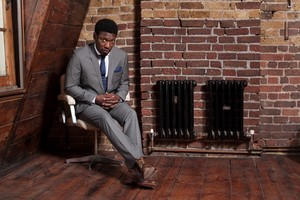 'What moves me are beautiful songs on the piano on the guitar and really, really heavy music.' - Roots Manuva. Photo / Supplied