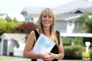 Antonia Baker, director of The Property Market. Photo / Janna Dixon