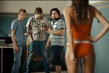 Tui Blonde beer television commercial.