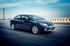 The 2012 Honda Civic Si Sedan launches here next week. Photo / Supplied