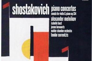 Shostakovich - Piano Concertos. Photo / Supplied