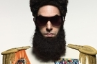 Sacha Cohen in the film 'The Dictator'. Photo / Supplied