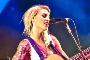 The Classic Hits Winery Tour featuring songstress Gin Wigmore, comes to an end with the final shows this weekend. Photo / Supplied