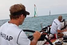 PUMA Ocean Racing, Groupama. Photo / VOR