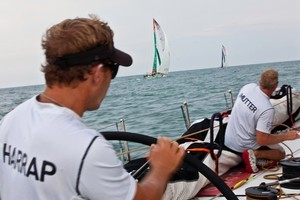 PUMA Ocean Racing, Groupama. Photo / VOR
