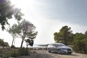 Jaguar XF Sportbrake. Photo / Supplied