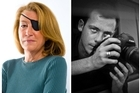 American journalist Marie Colvin, left, and French photographer Remi Ochlik. Photo / AP
