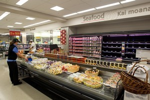 Progressive opened the 2200sq m Countdown Auckland Metro supermarket on Victoria Street in the Auckland CBD in January. Photo / Brett Phibbs