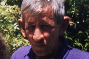 Murder victim Raymond Mullins. File photo / supplied